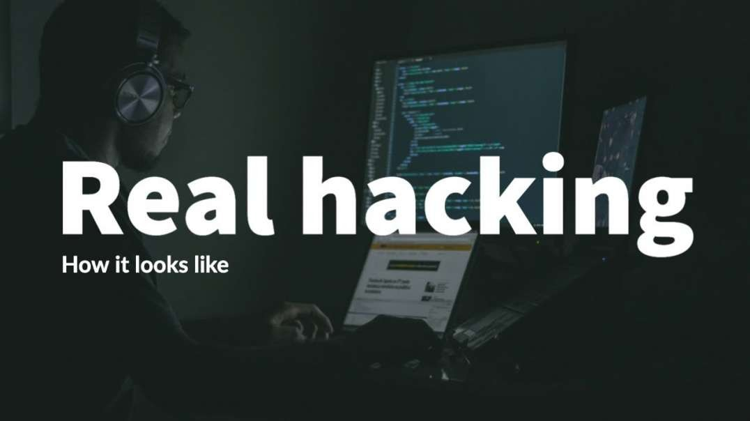 How hacking actually looks like